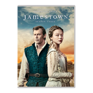 Jamestown - Sesong 3 (UK-import) (DVD)