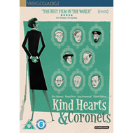 Produktbilde for Kind Hearts And Coronets (UK-import) (DVD)