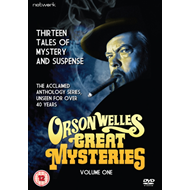 Orson Welles' Great Mysteries: Volume 1 (UK-import) (DVD)