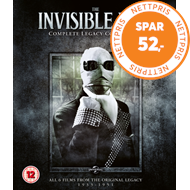 Produktbilde for The Invisible Man: Complete Legacy Collection (UK-import) (DVD)