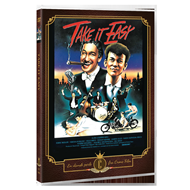 Produktbilde for Take It Easy (DK-import) (DVD)