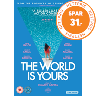 Produktbilde for The World Is Yours (UK-import) (DVD)