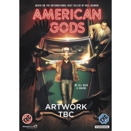 Produktbilde for American Gods - Sesong 2 (UK-import) (DVD)