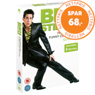 Produktbilde for Ben Stiller: The Seriously Funny Collection (UK-import) (DVD)