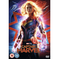 Produktbilde for Captain Marvel (UK-import) (DVD)