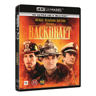 Produktbilde for Backdraft (4K Ultra HD + Blu-ray)