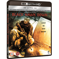 Produktbilde for Black Hawk Down (4K Ultra HD + Blu-ray)