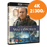 Produktbilde for Waterworld (4K Ultra HD + Blu-ray)