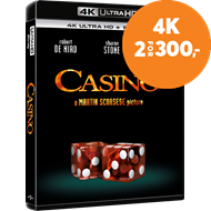 Produktbilde for Casino (4K Ultra HD + Blu-ray)