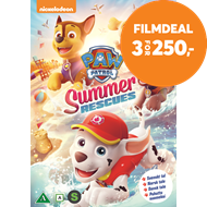 Produktbilde for Paw Patrol - Summer Rescue (DVD)