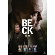 Produktbilde for Beck - Vol. 9 (Episode 35-38) (DK-import) (DVD)