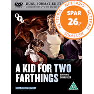 A Kid For Two Farthings (UK-import) (Blu-ray + DVD)