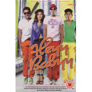 Produktbilde for Heyy Babyy (UK-import) (DVD)