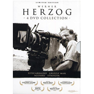 Produktbilde for Werner Herzog 4 DVD Collection (DK-import) (DVD)