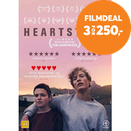 Produktbilde for Heartstone (DK-import) (DVD)