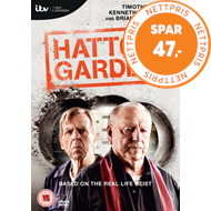 Produktbilde for Hatton Garden (UK-import) (DVD)