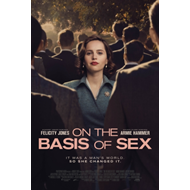 On The Basis Of Sex (UK-import) (DVD)