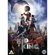 Produktbilde for The Kid Who Would Be King (UK-import) (DVD)