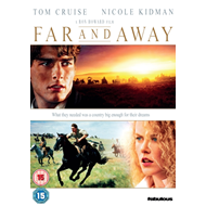 Produktbilde for Mot Nye Horisonter / Far And Away (UK-import) (DVD)