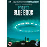 Produktbilde for Project Blue Book - Sesong 1 (UK-import) (DVD)
