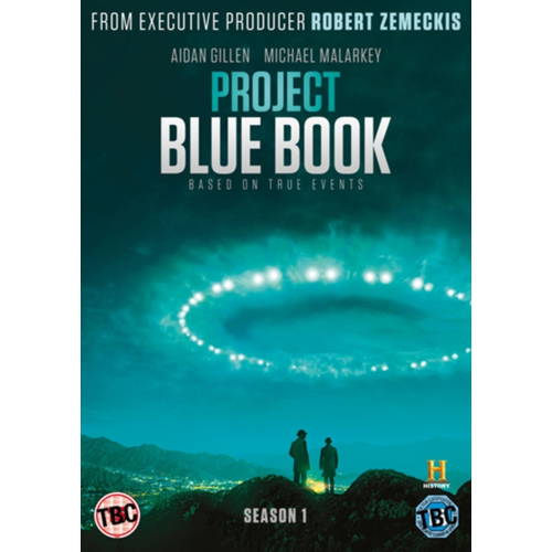 Project Blue Book - Sesong 1 (UK-import) (DVD)