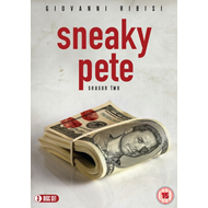Sneaky Pete - Sesong 2 (UK-import) (DVD)