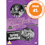 Produktbilde for British Comedies Of The 1930s: Volume 12 (UK-import) (DVD)
