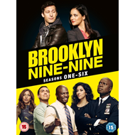Brooklyn Nine-Nine - Sesong 1-6 (UK-import) (DVD)