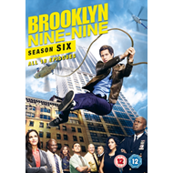 Brooklyn Nine-Nine - Sesong 6 (UK-import) (DVD)