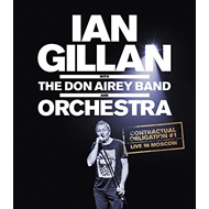 Produktbilde for Ian Gillan With The Don Airey Band: Contractual Obligation #2 (DVD)
