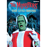 Produktbilde for The Munsters: Scary Little Christmas (UK-import) (DVD)