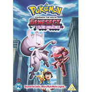 Produktbilde for Pokémon The Movie 16: Genesect And The Legend Awakened (UK-import) (DVD)