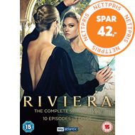 Riviera - Sesong 2 (UK-import) (DVD)