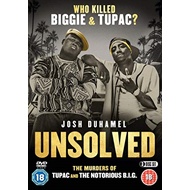 Produktbilde for Unsolved: The Murders Of Tupac And The Notorious B.I.G. (UK-import) (DVD)