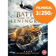 Produktbilde for Battle Of Leningrad (UK-import) (DVD)
