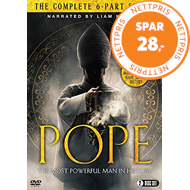 The Pope: The Most Powerful Man In History (UK-import) (DVD)