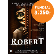 Produktbilde for Robert The Doll (DVD)