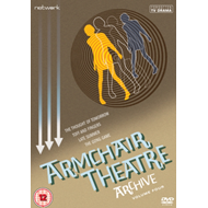 Produktbilde for Armchair Theatre Archive: Volume 4 (UK-import) (DVD)