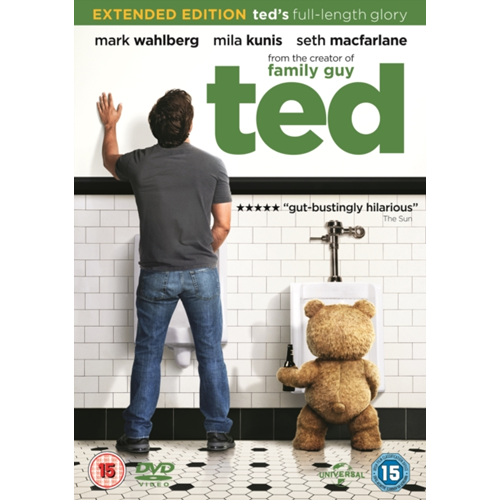 Ted: Extended Version (UK-import) (DVD)