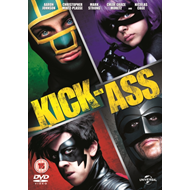 Produktbilde for Kick-Ass (UK-import) (DVD)