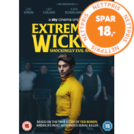 Extremely Wicked, Shockingly Evil And Vile (UK-import) (DVD)
