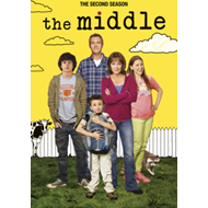 Produktbilde for The Middle - Sesong 2 (UK-import) (DVD)