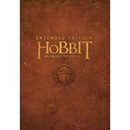 Produktbilde for The Hobbit: An Unexpected Journey - Extended Edition (UK-import) (DVD)