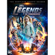 Produktbilde for Legends Of Tomorrow - Sesong 4 (UK-import) (DVD)