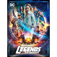 Legends Of Tomorrow - Sesong 1-4 (UK-import) (DVD)