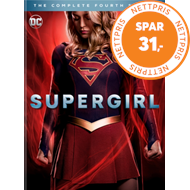 Produktbilde for Supergirl - Sesong 4 (UK-import) (DVD)