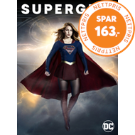 Produktbilde for Supergirl - Sesong 1-4 (UK-import) (DVD)