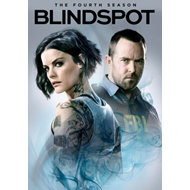 Produktbilde for Blindspot - Sesong 4 (UK-import) (DVD)