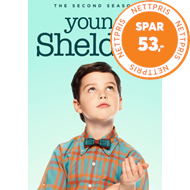 Produktbilde for Young Sheldon - Sesong 2 (UK-import) (DVD)
