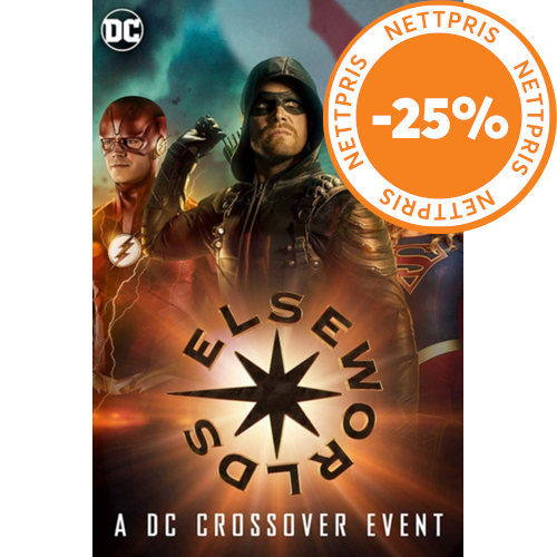 Elseworlds - A DC Crossover Event (UK-import) (DVD)